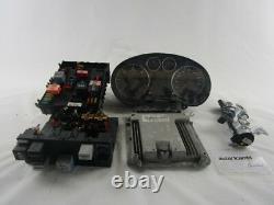 03g906016g Set Ignition Audi A3 2.0 Diesel 3p 6m 103kw (2003) Exchange Used 0