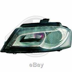 1032280 Headlight Set Lighthouse Kit Audi A3 (8p1)