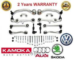 # 16mm Kamoka Suspension Arm Set Audi A4 B6 8e B7 Seat Exeo Triangle Kit