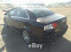 2004-2008 Audi S4 B6 B7 Oem Black Door Blades Fins Cast Set Kit Very Clean