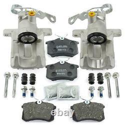 2x Brake Plate - Audi A4 8d2 B5 Front 8d5 B5 A6 4b2 C5 4b5