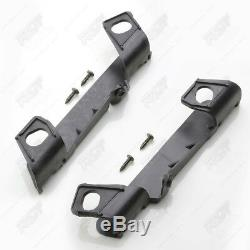 2x Set Halogen Headlight Repair Kit Left / Right For Audi