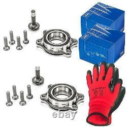 2x Skf Wheel Rolling Kit Vkba 6649 Audi A4 A5 A6 A7 A8 Q5 R8 Porsche Macan