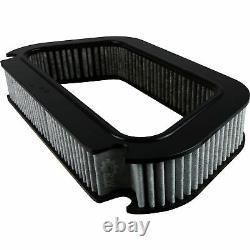 3x Mann Filter Filter Of Mannol Air Filter Audi A8 4e 4.2 Quattro 3.7