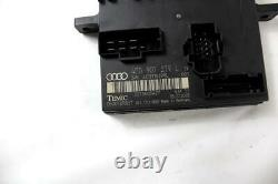 4e0907560 Start Ignition Set With Ecu Engine Audi A8 4e 4.2 246kw 4