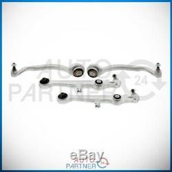 4x Bottom Control Arm For Audi A6 A8 Vw Passat 3bg 3b Room Reinforced Hps