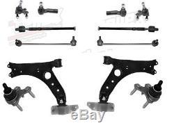 Arm Kit Hanger Set Vw Golf VI 5 Front Triangle Handlebar