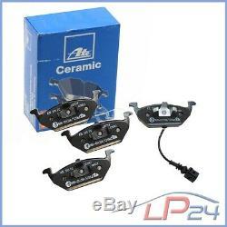 Ate Ceramic Kit Set Brake Pads Set Front Axle 13.0470-7201.2