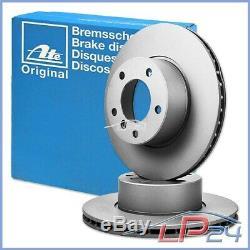 Ate Kit Set Discs 24.0125-0158.1 Ventilated Ø312 + Front Brake Pads