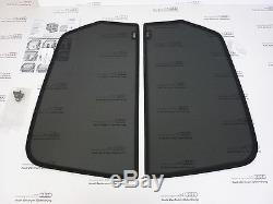 Audi A1 Solar A1 Sportback, 2er-set For Glass Doors Rear 8x4064160a