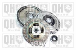 Audi A3 8l 1,9d Kingdom Clutch Flywheel Conversion Kit 97-03 Set Qh