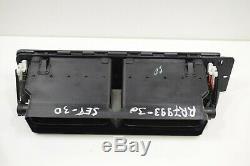 Audi A6 C5 4b Black Air Vent Radiator Grille Set Kit Improved 4b0819203