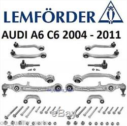 Audi A6 C6 2004-2011 New Front Suspension Arm Of Control Arm Kit Set