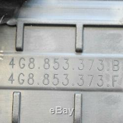 Audi A7 Sportback 4g8 Gate Threshold No Border Plate Set S-line Kit 2012