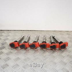 Audi Q5 8r Ignition Coil Set Kit 06e905115e 3.0 Tfsi 200kw 2013 52145 Myl