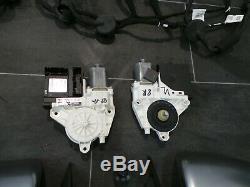 Audi S3 8p Mirror Right To Left Aluminum Foldable Kit Full Set