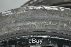 Audi Tt Fv3 2.0 Tfsi 2014 Rhd Alloy Wheels Set Kit 9jx20 With Tires 10699066