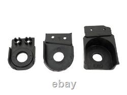 Before Lighthouse Mounting Support Kit De Reparation Left Set For Audi A6 C6 04-11