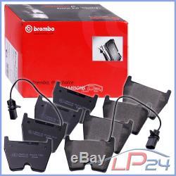 Brembo P85078 Kit Set Set Pads Brake Pads Front Axle