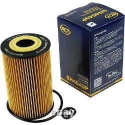 Castrol 5 L Oil 5w30 Filter Sketch For Vw Passat Alltrack