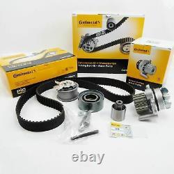 Conti Kit Belt+pompe Audi Vw 2,0l Tdi 16v Bkd Azv Bna Bva