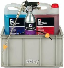 Dpf Cleaning Kit Diesel Particulate Filters And Catalytic Pot Fap Flush Kit