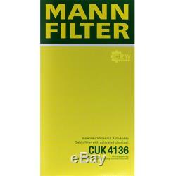 Engine Oil 10w-9l Mannol Classic 40+ Mann Filter Audi A8
