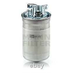 Engine Oil 6l Mannol Elite 5w-40 + Mann-filter Audi A8 4d2 4d8 2.5