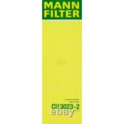 Engine Oil 9l Mannol Classic 10w-40 + Mann-filter Filter For Audi A6 4f2