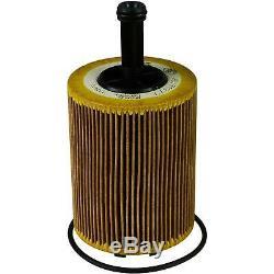Filter Kit Inspection Set 5w30 Engine Oil Vw Touran 1t1 1t2 1.9 2.0 Tdi Rsh II