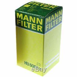 Filter Set Kit + 5w30 Engine For Audi A3 Sportback 8va Sedan 8vs 8v1