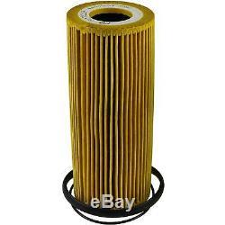 Filter Set Kit + 5w30 Engine Oil For Volkswagen Vw Audi A5 Cabriolet