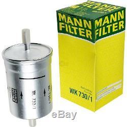 Filter Set Kit + 5w30 Motor Oil For Skoda Octavia Combi Audi Tt 1u5 8n3