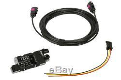 For Audi A4 B8 8k Before Original Antenna Module Kit Dab + Kufatec Beam