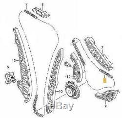 For Audi A5 2.0 Tfsi Quattro Cdnc Cdnb 2008-2011 Distribution Chain Kit Set +