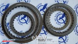 Friction Modules, Clutch Kit, Plate, Module, Jatco, Jf506e, Vw, Audi, Ford Plus