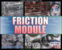 Friction Modules Clutch Set, Plate, Module, Jatco, Jf506e, Vw, Audi, Ford, Mazd