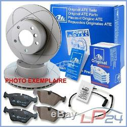 Game Kit Set Records 24.0330-0113.1 Ate Power Disc Brake Pads + Before