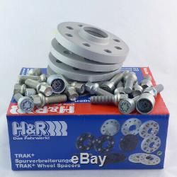 H & R Wheel Spacers For Abe Audi A5 Type B8 30 / 30mm Kit If