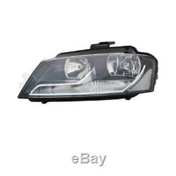 Headlight Set Kit For Audi A3 8pa Year Mfr. 08-12 H7 / H7 Incl. Engines Lights