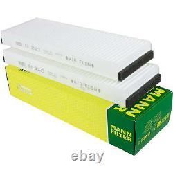Inspection Set 10 L Liqui Moly Lt High Tech 5w-30 - Mann Filter 9824453