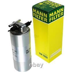 Inspection Set 10 L Liqui Moly Lt High Tech 5w-30 - Mann Filter 9824468