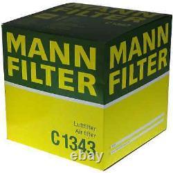 Inspection Set 10 L Mannol Energy Combi LL 5w-30 + Mann Filter 10973752
