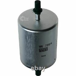 Inspection Set 10 L Mannol Energy Combi LL 5w-30 - Mann Filter 10973825