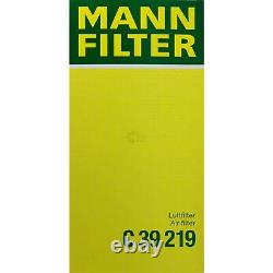 Inspection Set 10 L Mannol Energy Combi LL 5w-30 - Mann Filter 10973834