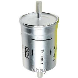 Inspection Set 13 L Combi Mannol Energy 5w-30 LI + Mann Filter 10941667