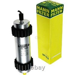 Inspection Set 7 L Energy 5w-30 LI Combi + Mann Filter 10930023