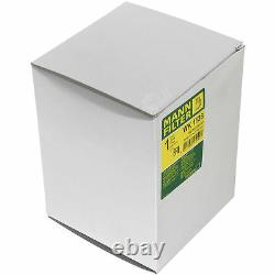 Inspection Set 9 L Mannol Energy 5w-30 LI Combi + Mann Filter 10938803