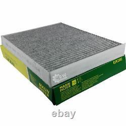 Inspection Set 9 L Mannol Energy 5w-30 LI Combi + Mann Filter 10938968