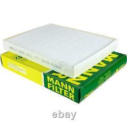 Inspection Set 9 L Mannol Energy Combi LL 5w-30 + Mann Filter 10938821
